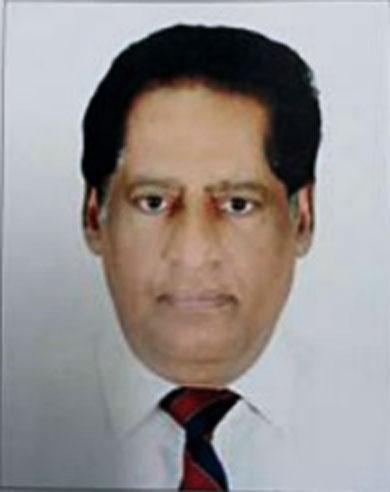 Mr. Rohan Victoria, Sri Lanka