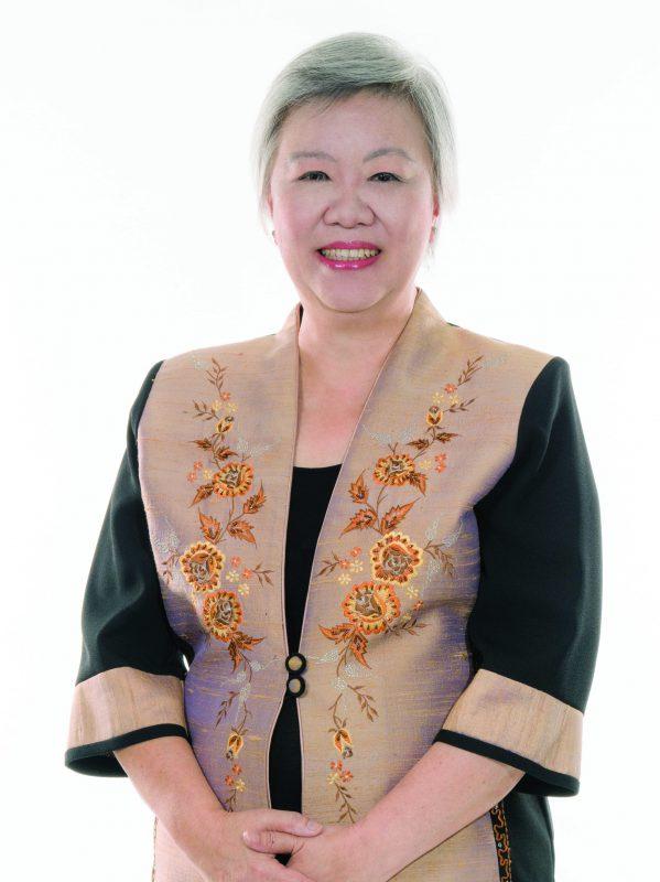 Ms. Betty Tan, Singapore